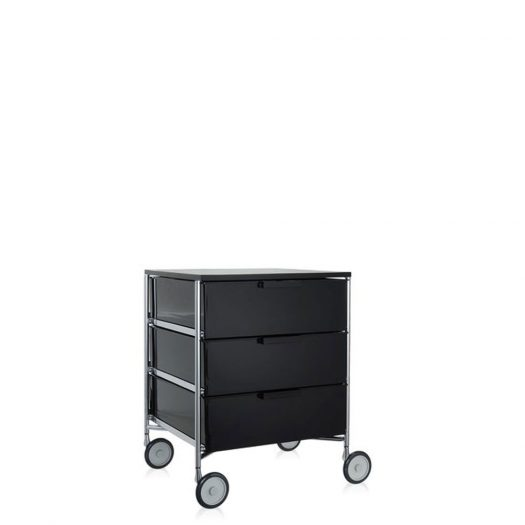 Mobil Container 3 Drawers with Wheels