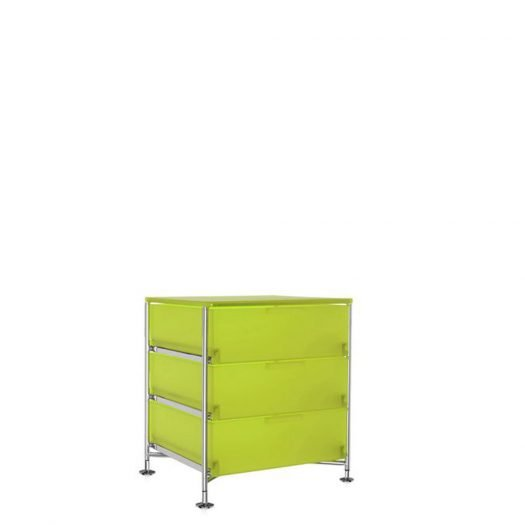 Mobil Container 3 Drawers