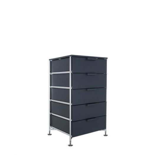 Mobil Container 5 Drawers with Wheels
