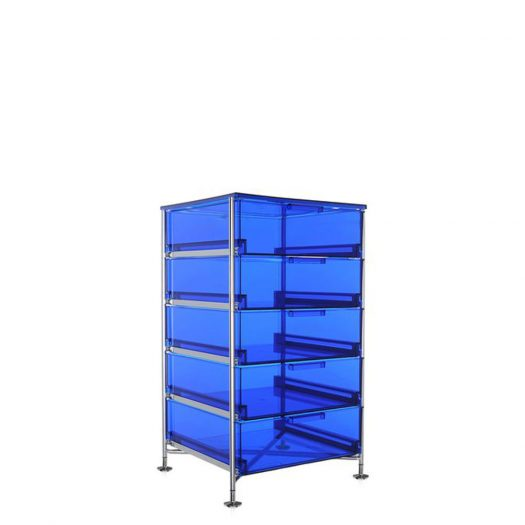Mobil Container 5 Drawers