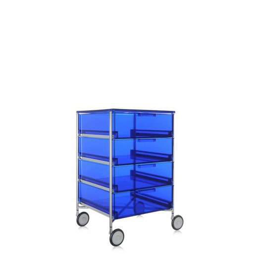 Mobil Container 4 Drawers with Wheels