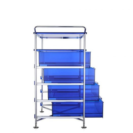 Mobil Container Handles 4 Drawers with Shelf