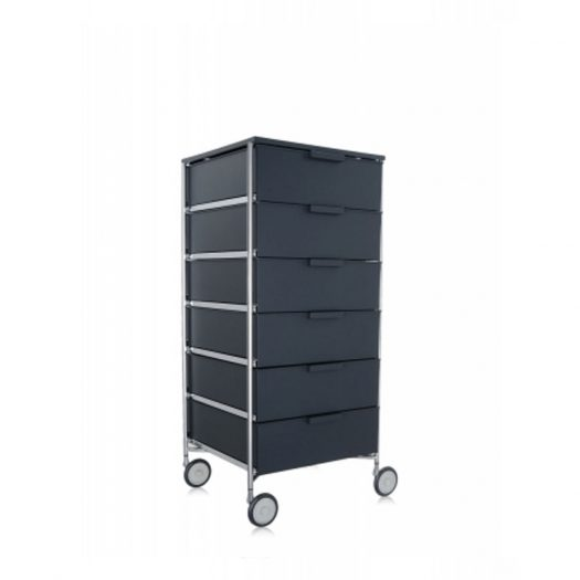 Mobil Container 6 Drawers with Wheels