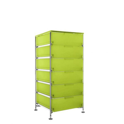 Mobil Container 6 Drawers