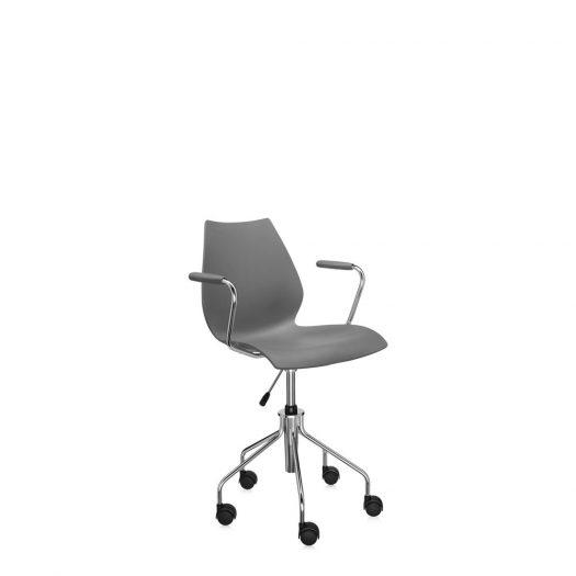 Maui Adjustable Height Swivel Armchair