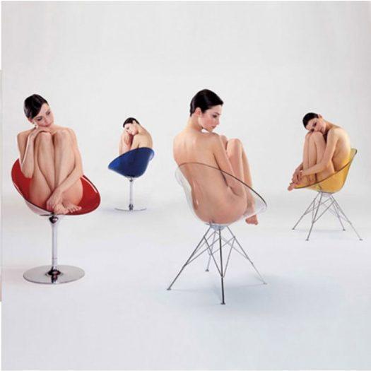 Ero/S/ Armchair Philippe Starck