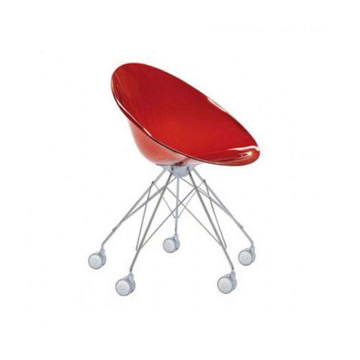 w Philippe Starck Ero/S/ Armchair on Wheels