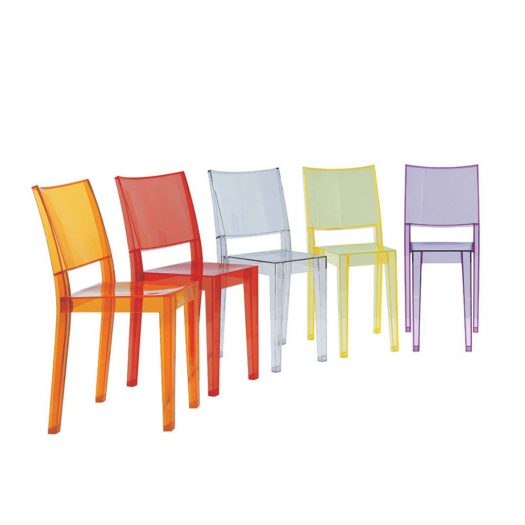 La Marie Chair 2pcs Philippe Starck