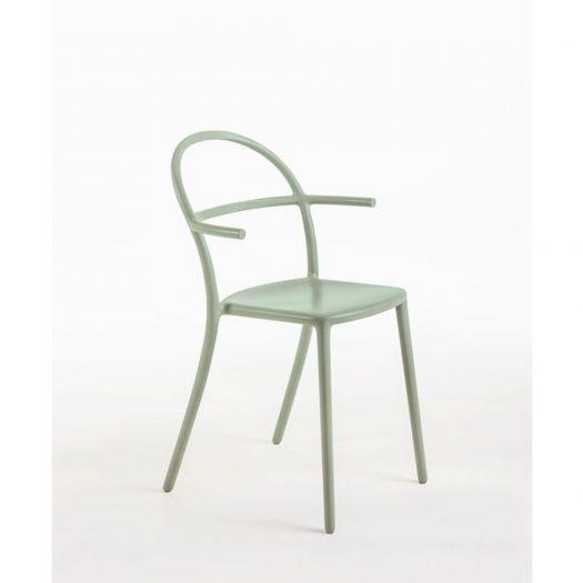 Generic C Armchair 2pcs Philippe Starck