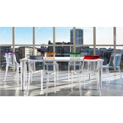 Philippe Starck Hi Cut Chair