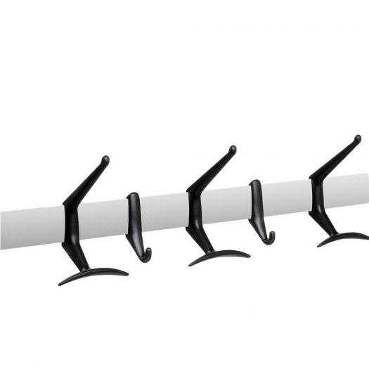 Alberto Meda – Wall Hanger 60cm Black