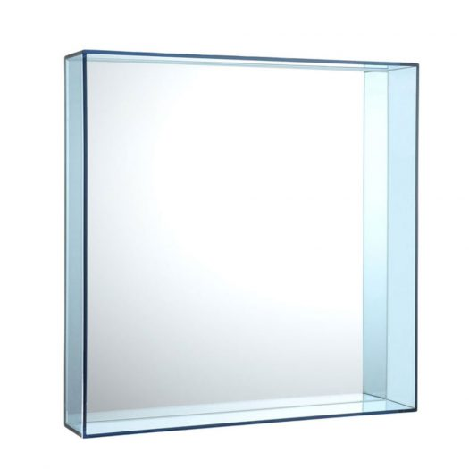 Philippe Starck – Only Me Square Mirror Light Blue