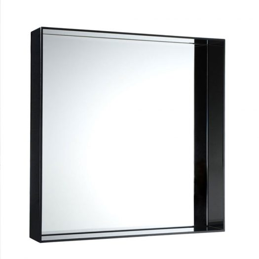 Philippe Starck – Only Me Square Mirror Glossy Black