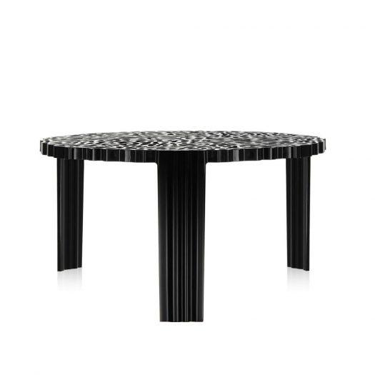Patricia Urquiola – T Table Low Black