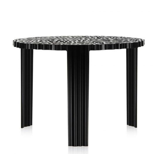 Patricia Urquiola – T Table Medium Black