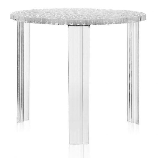 Patricia Urquiola – T Table High Crystal