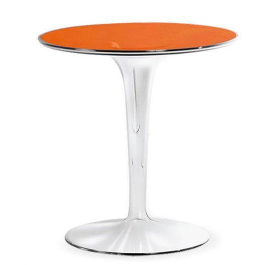 Tip Top Side Table – Orange