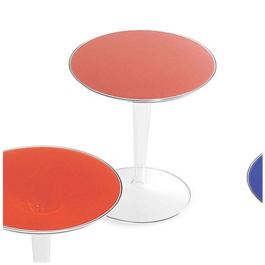 Tip Top Side Table – Kartell Red