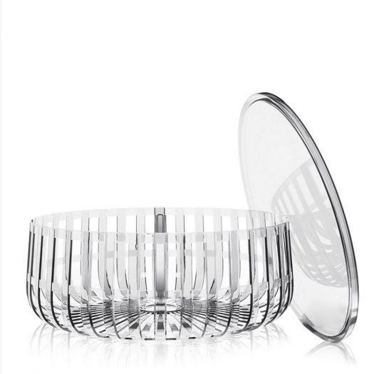 w Ronan Bouroullec Panier Container with Top Crystal