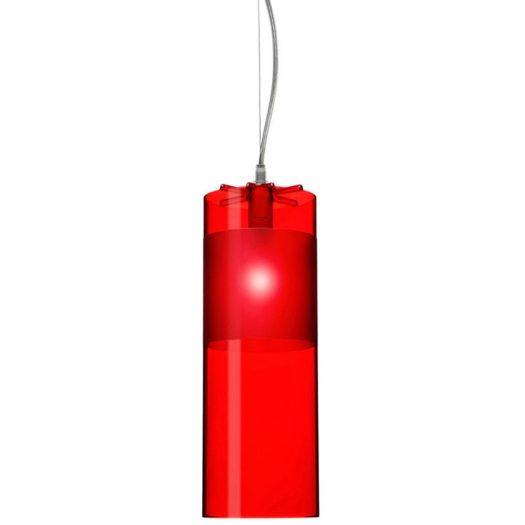 Ferruccio Laviani – Easy Suspension Light Red