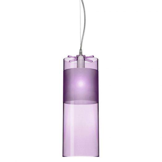 Ferruccio Laviani – Easy Suspension Light Purple