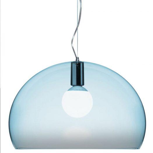 Ferruccio Laviani – FLY Suspension Light Sky Blue