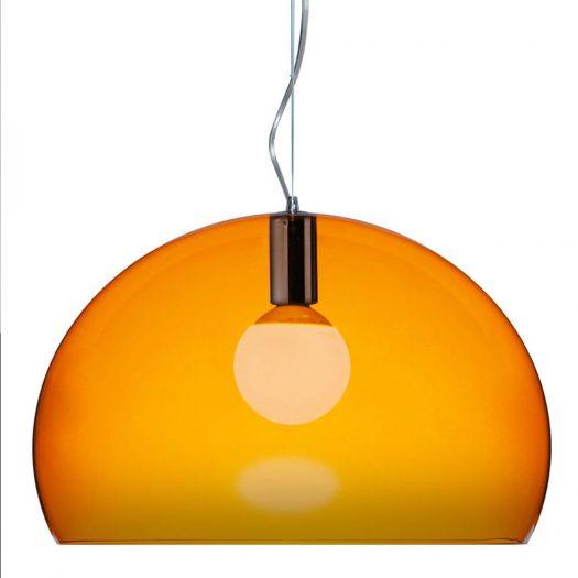 Ferruccio Laviani – FLY Suspension Light Orange
