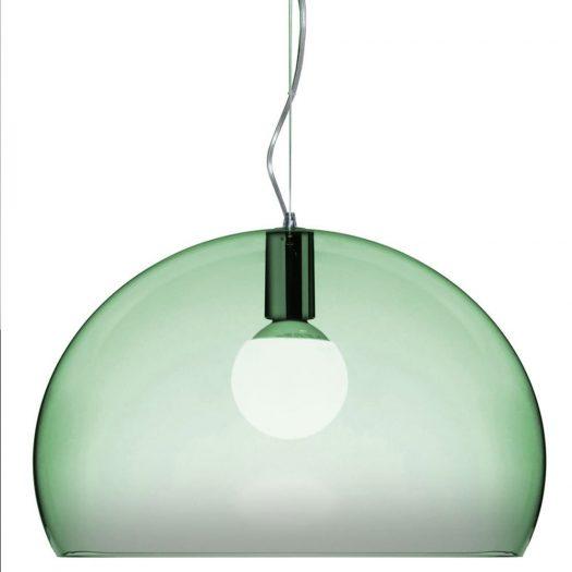 Ferruccio Laviani – FLY Suspension Light Sage Green