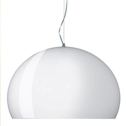 Ferruccio Laviani – FLY Suspension Light White