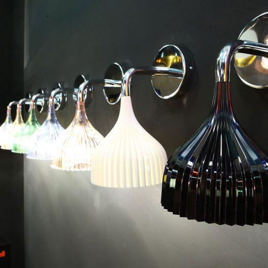 w Ferruccio Laviani E Wall Light