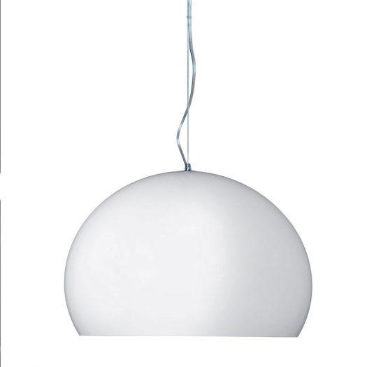 Ferruccio Laviani – Small FLY Suspension Light White