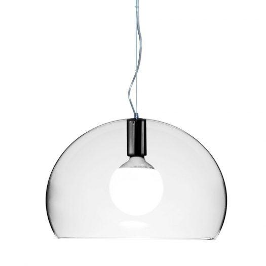 Ferruccio Laviani – Small FLY Suspension Light Crystal