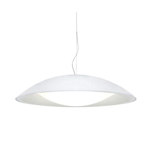 Ferruccio Laviani – Neutra White Suspension Light