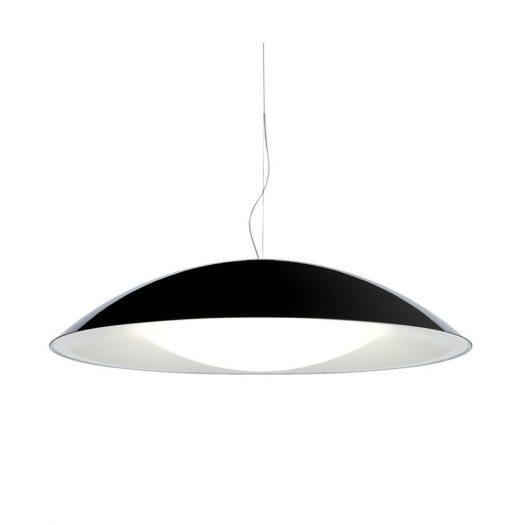Ferruccio Laviani – Neutra Black Suspension Light
