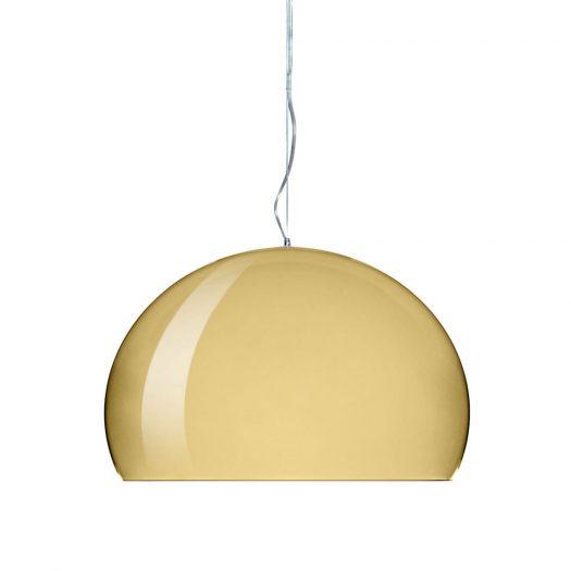 Big FLY Suspension Light Gold