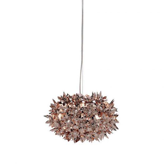 Bloom Suspension Light S2 Metallic