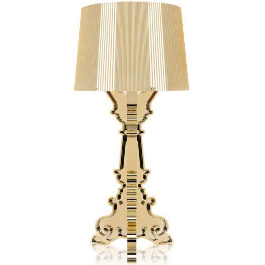 Ferruccio Laviani Gold Bourgie Table Light