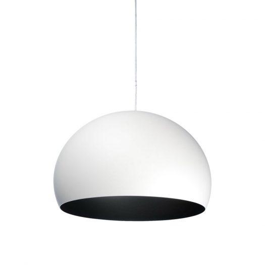 Ferruccio Laviani – FLY Suspension Light White Black