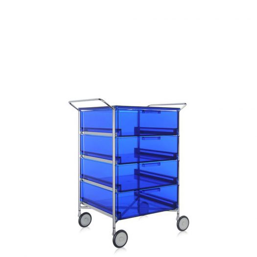 Mobil Container Handles 4 Drawers with Wheels