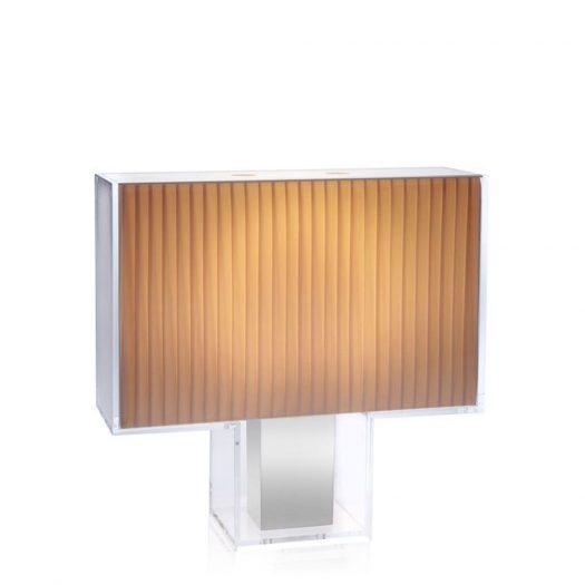 Tati Pleated Table Light Ferruccio Laviani