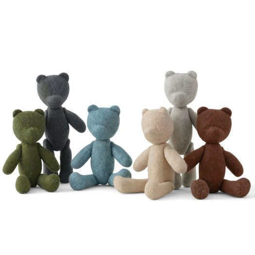 Teddy Dark Green