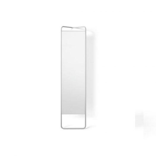 Kaschkasch Floor Mirror White