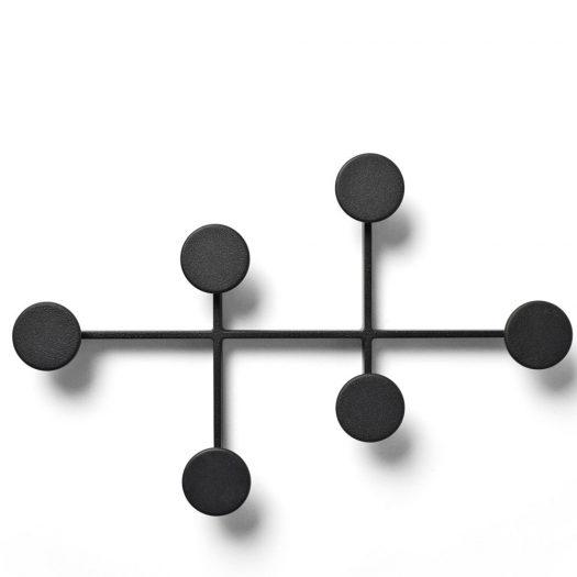 Afteroom Metal Coat Hanger Black