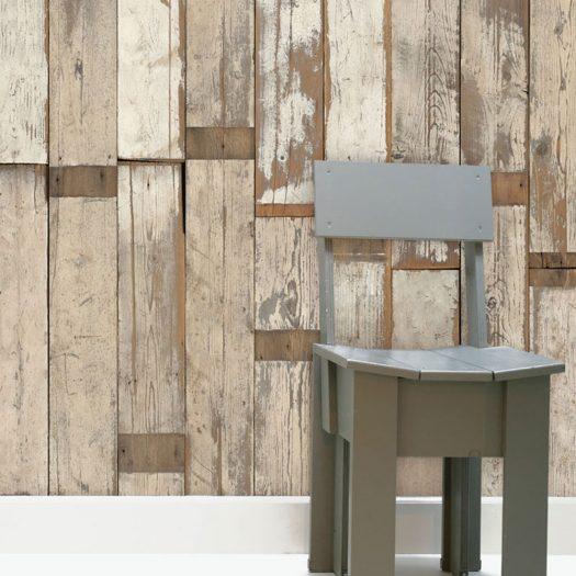 Piet Hein Eek – Scrapwood Wallpaper PHE-02