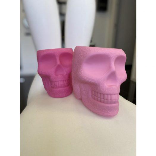 Mexico XS Skull Planter or Pencil Pot