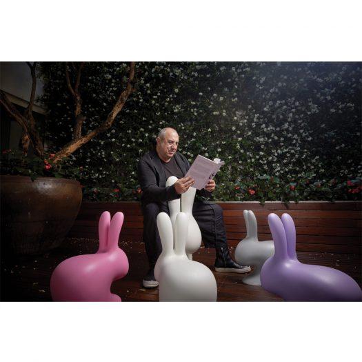 Rabbit Chair Baby Stefano Giovannoni