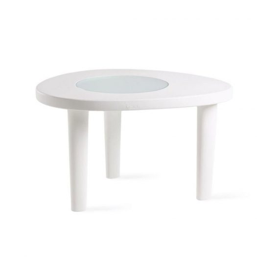 Coccode Table w Glass Centre