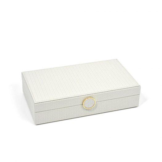 Prestige Small Jewellery box Gold Detail