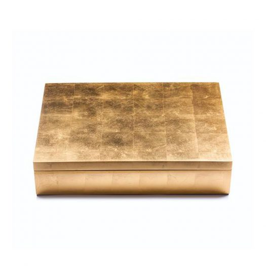 Grand Matbox Gold Leaf