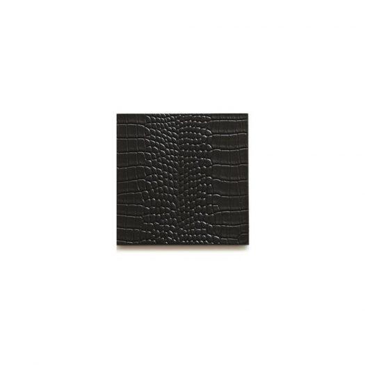 Coaster Python Black